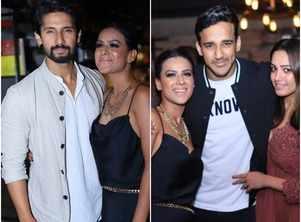 Celebs attend Nia Sharma's birthday bash