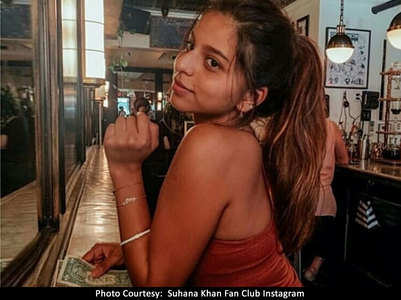 Suhana looks sassy on her day out in NYC