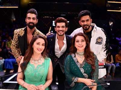 Dance Deewane: Juhi and Madhuri to reunite