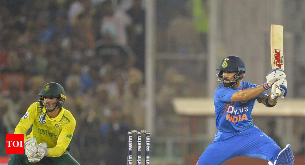 India vs South Africa Highlights, 2nd T20I: Virat Kohli masterclass helps India  register 7-wicket win
