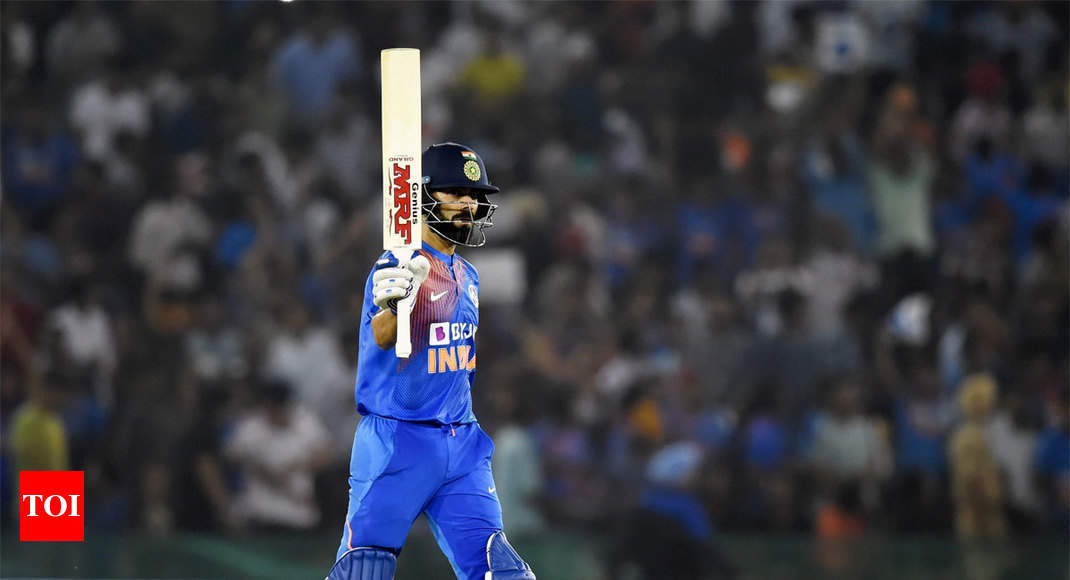 2nd T20I: Virat Kohli hits unbeaten 72 as India outplay South Africa to begin home season with a bang