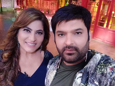 TKSS: Archana gives a sneak peek of BTS