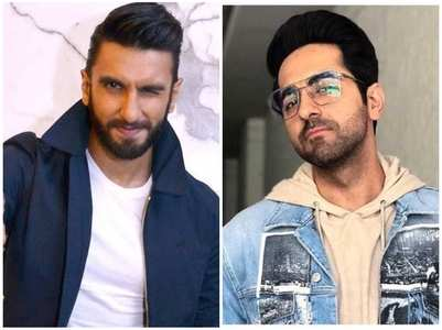 Watch: Ranveer can't stop praising Ayushmann