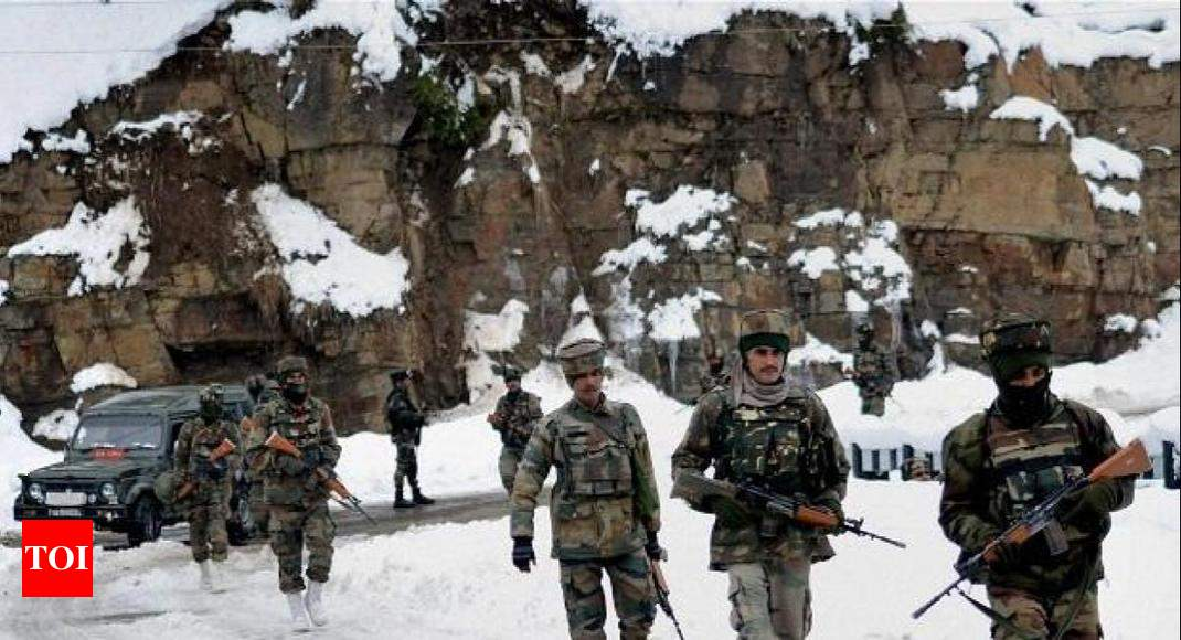 Fake: Skirmish between Indian and Chinese soldiers