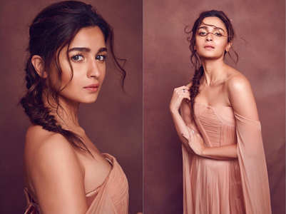 How to ace the nude make-up look like Alia Bhatt