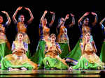 A scintillating performance thrilled classical dance lovers