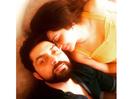 Selfie love: Monalisa and husband Vikrant look perfect together