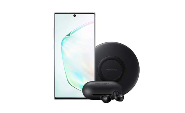 Samsung Galaxy Note 10 Plus available at $200 less, with Galaxy Buds and a wireless charger