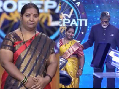 KBC 11: Babita reveals she knew answer to 1cr qst