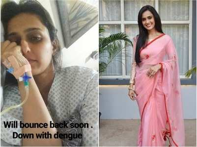 Yeh Rishta's Niyati Joshi down with dengue