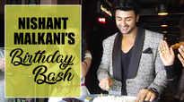 Siddharth Nigam, Kanika Maan, Dalljiet Kaur, and other TV  celebs attended Nishant Malkani's birthday bash