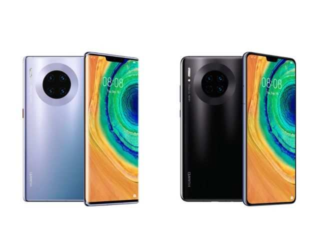 Huawei Mate 30 Pro vs Mate 30: How the two smartphones compare