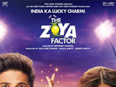 Movie Review The Zoya Factor-3.5/5