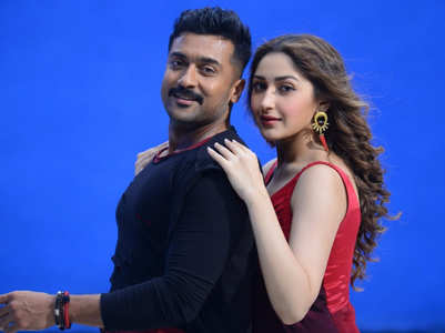 Kaappaan First Day First Show Review