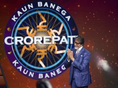 KBC 11: It's celebration time for Big B
