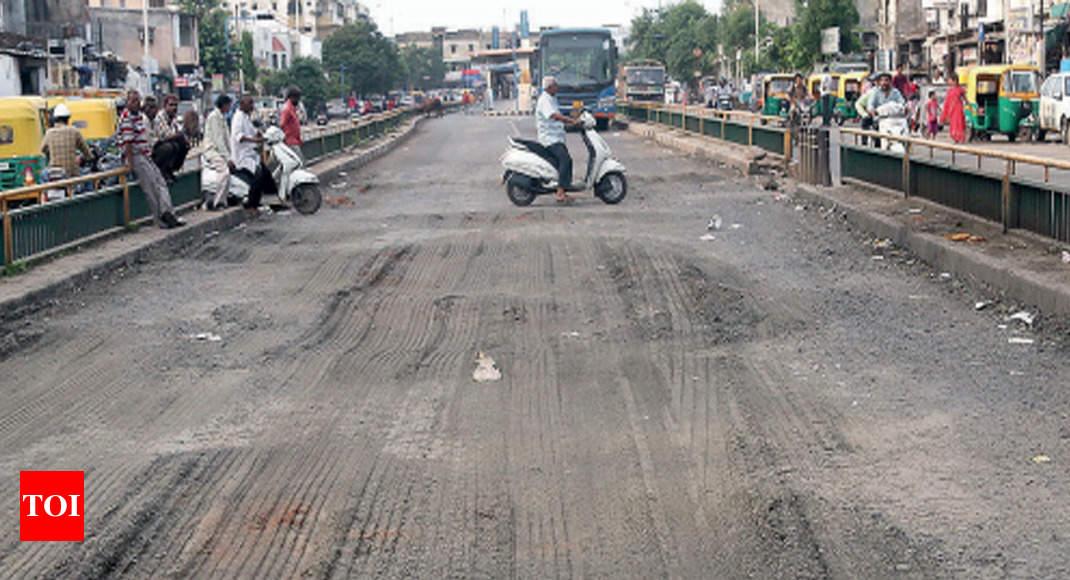 Ahmedabad's seasonal rough patch strikes