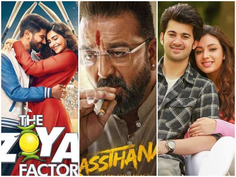 Trade talk: Will 'The Zoya Factor', 'Prassthanam' and 'Pal Pal Dil Ke Paas' be able to break the box office dominance of 'Chhichhore' and 'Dream Girl'? Find out -