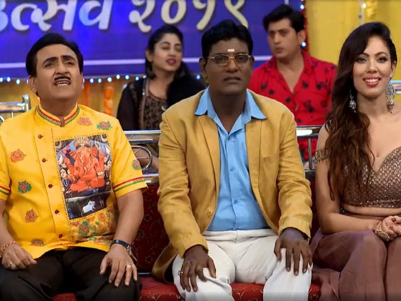 The most loving couple of Taarak Mehta Ka Ulta Chashma — Iyer and Babita — will leave Gokuldham society. Jethalal is sad.