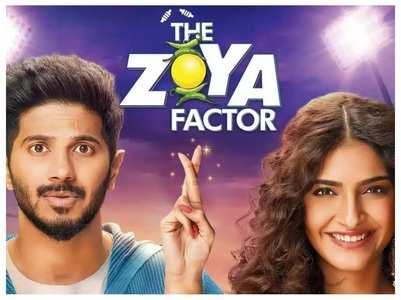 'The Zoya Factor' receives love on Twitter