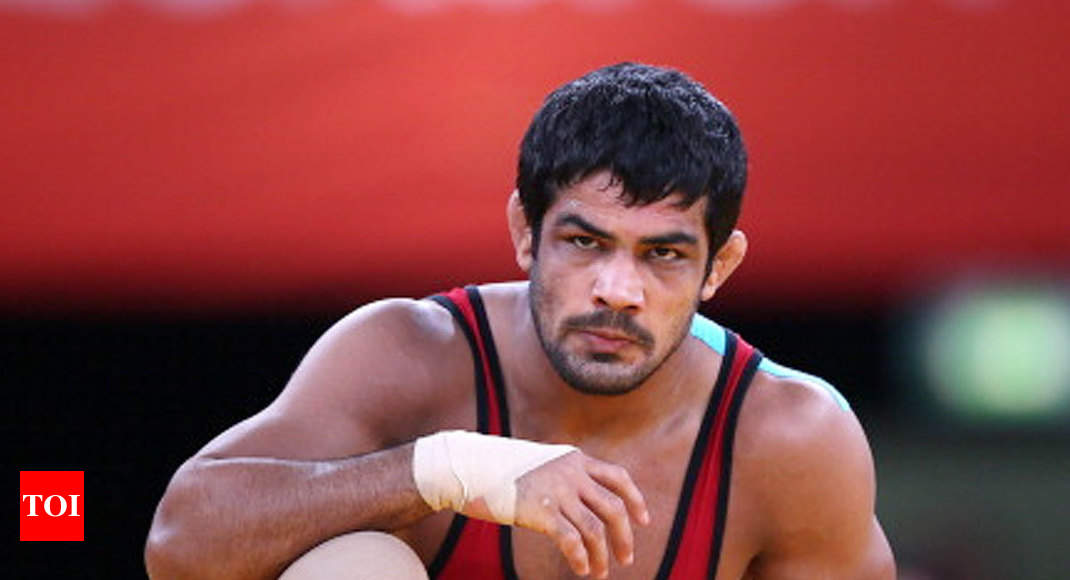 Sushil Kumar's World Championship return after eight years lasts just one bout