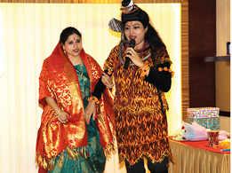Teej celebrations get grand for this club in Banaras