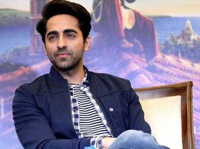 Ayushmann reveals he isn't that superstitious