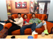 Karan, Rajat & Rithvik recreate the Friends moment on the iconic couch