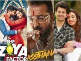 'The Zoya Factor', 'Prassnatham' and 'Pal Pal Dil Ke Paas' box office early estimation: New releases open to low occupancy