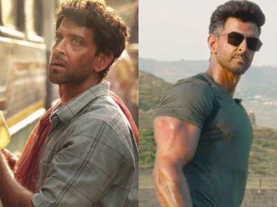 Hrithik Roshan reveals how he transformed himself from Super 30 to War