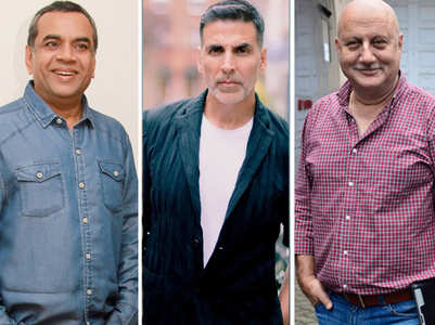 Akshay, Paresh or Anupam for PM Modi's biopic?