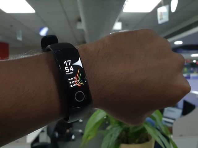 Honor Band 5 to receive SPO2 and music control feature in India soon