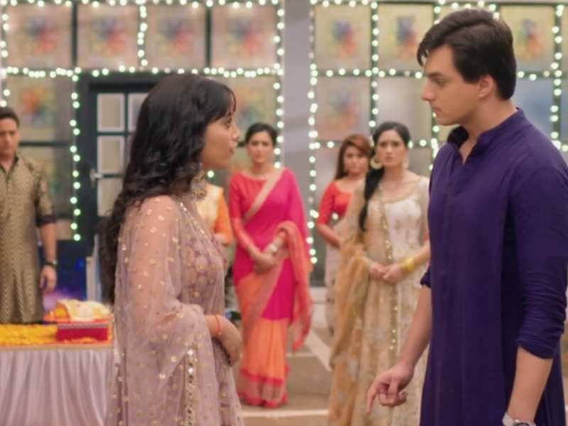 Yeh Rishta Kya Kehlata Hai update, September 20: Kartik warns Naira against leaving with their son Kairav