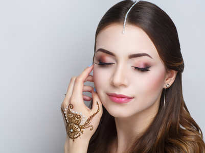 The dos and don'ts of bridal make-up
