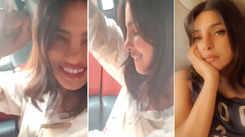 Watch: Priyanka Chopra dances on her way back home, shares videos of her travel from Milan to Mumbai