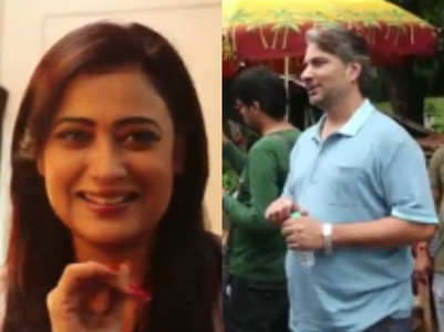 Shweta Tiwari's promo shoot with Varun Badola