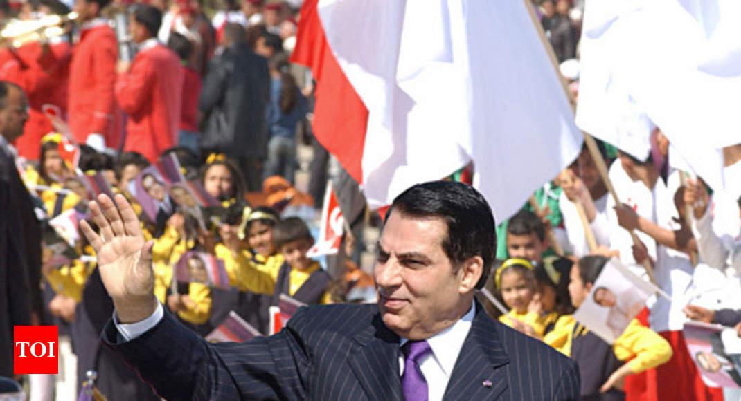 Tunisia Islamist party throws weight behind vote frontrunner