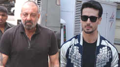 Sanjay Dutt wants to cast Tiger Shroff in sequel of 'Khal Nayak'