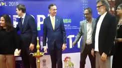 Rakeysh Omprakash Mehra attends inauguration of European Union Film Festival in Mumbai