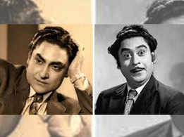 Did you know that this iconic Kishore Kumar song was actually a remake of his brother Ashok Kumar's song?