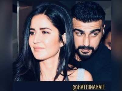 Katrina's classic reply to Arjun's meme!