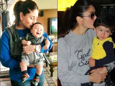 Here's why Bebo is a perfect mom to Taimur