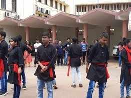 National Institute of Technology, Raipur organised Hindi nukkad natak