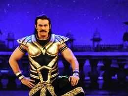 This play is like a 3D celluloid on stage: Puneet on Mahabharata