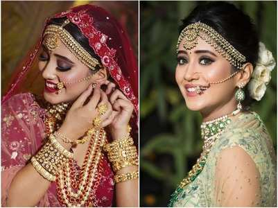 Shivangi's bridal avatar will stun you