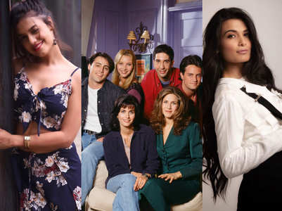 FRIENDS: Celebs on their fav characters