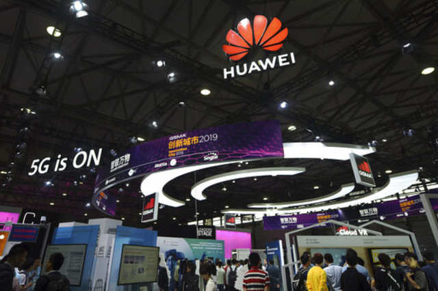 Huawei unveils 5G training centre in UK