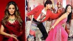 Did you know Shah Rukh Khan's wife Gauri Khan designed his look in 'Ye Kaali Kaali Aankhen' song from 'Baazigar'?