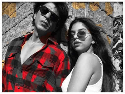 SRK warns Suhana about guys like his characters
