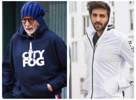 Kartik shares pic with Amitabh Bachchan