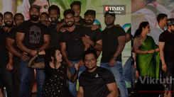 Vikruthi audio launch was held in Kochi